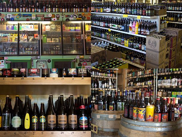 Where To Buy Beer In Portland The Best Bottle Shops Bottle Shop Beer Store Buy Beer