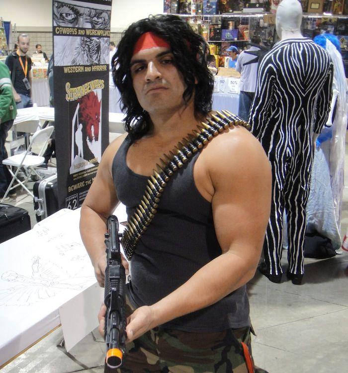 Rambo-cosplay-long-hair-men-halloween-ideas-costume.  sc 1 st  Pinterest & Rambo-cosplay-long-hair-men-halloween-ideas-costume.jpg (700×750 ...