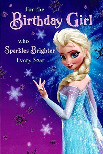 Incredible Image Result For Happy Birthday Frozen Birthday Wishes Girl Personalised Birthday Cards Paralily Jamesorg