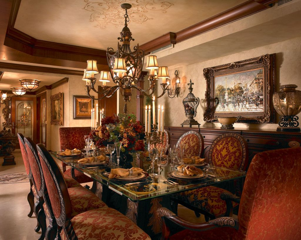 Lovely Designer Dining Room Furniture For Luxurious Homes And Charm Look In 2017