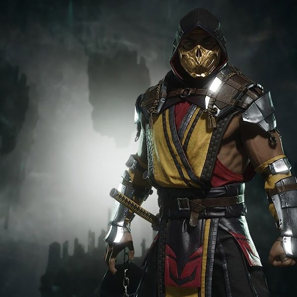 Mortal Kombat 11 Scorpion 4k 3840x2160 12 Wallpaper For