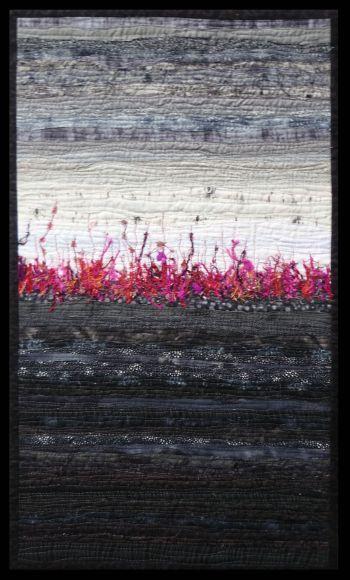 Flavie NEPOMIASTCHY, artiste textile