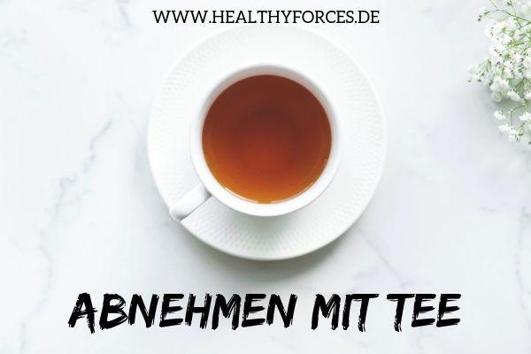 Abnehmen Mit Tee Diese Tees Aus Dem Supermarkt Helfen Dir Dabei
