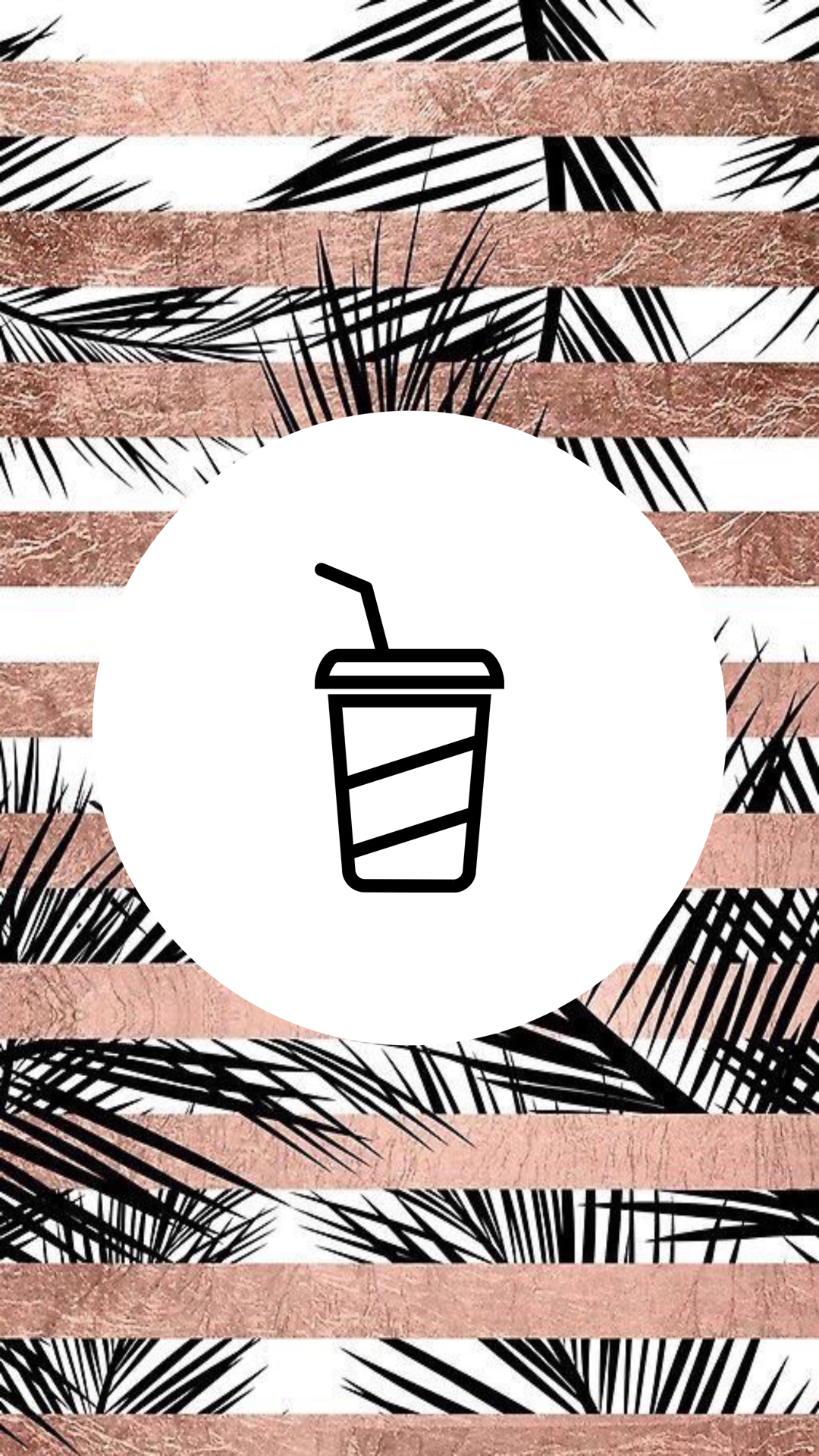 Free Instagram Highlight Cover Food / Drink Kutipan