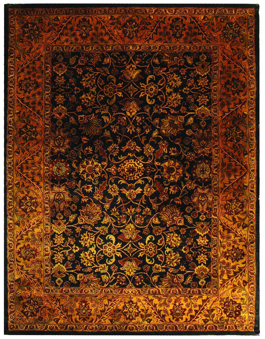 Buy Safavieh Gj250d 2 Golden Jaipur Traditional Indoorarea Rug