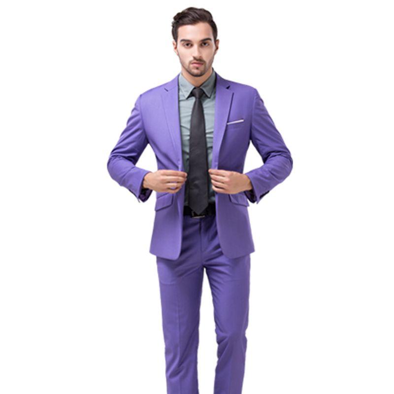 Good Quality New Male Slim Suits & Blazer Wedding party Suit Jacket+ ...