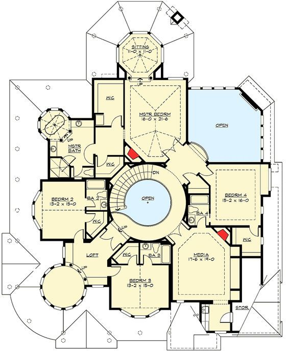 Award Winning Craftsman House Plans: Award Winning House Plan - 2384JD