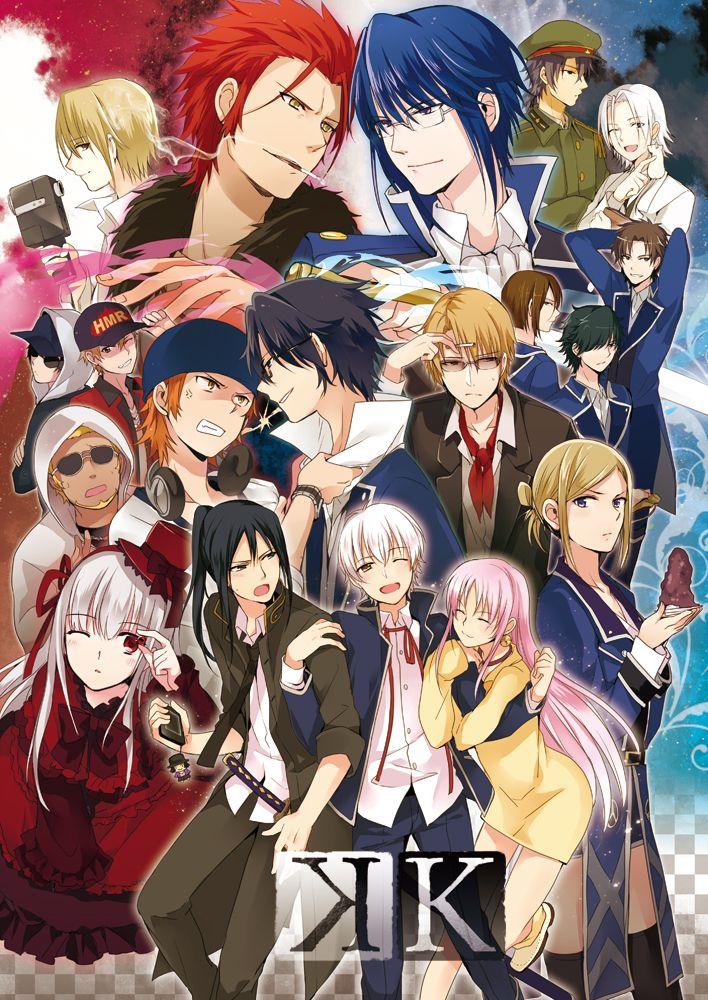 K Project K Project Anime K Project Anime