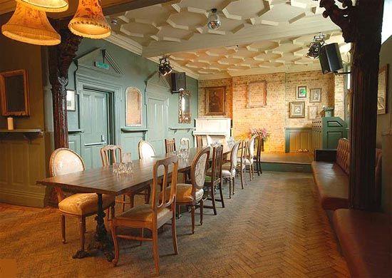 Pub Interior Design