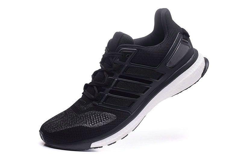 new style b1519 373e9 Adidas Energy Boost 3 Core Black Anthracite White UK ...