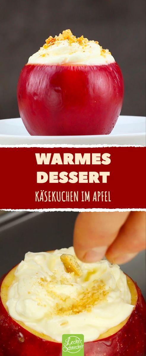 Weihnachtliche Bratäpfel sind zwar ein hoher Genuss, doch diese Äpfel sind ein höherer. Es gibt nichts anderes mehr!