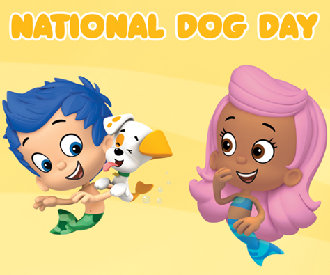 From Facebook On National Dog Day Aug 26th