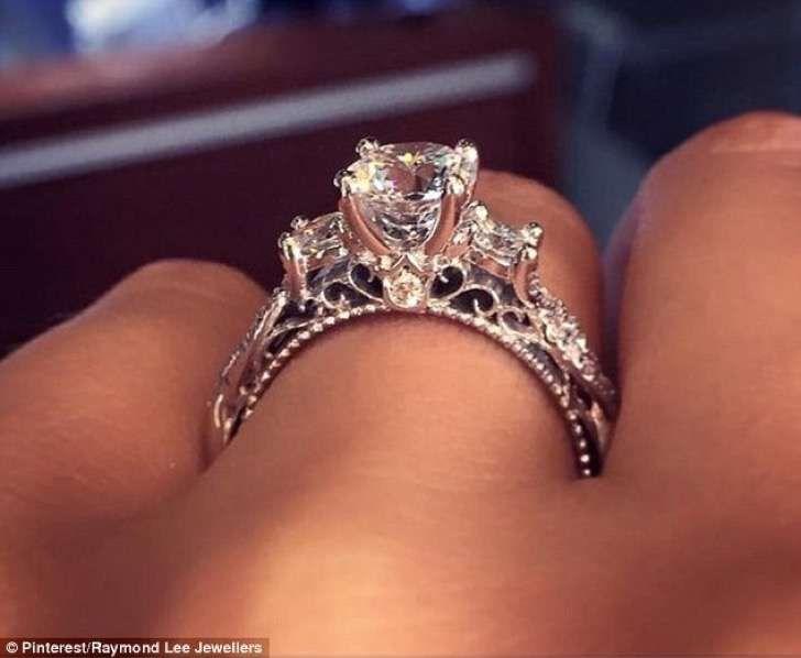 Los anillos de compromiso mas bonitos del mundo