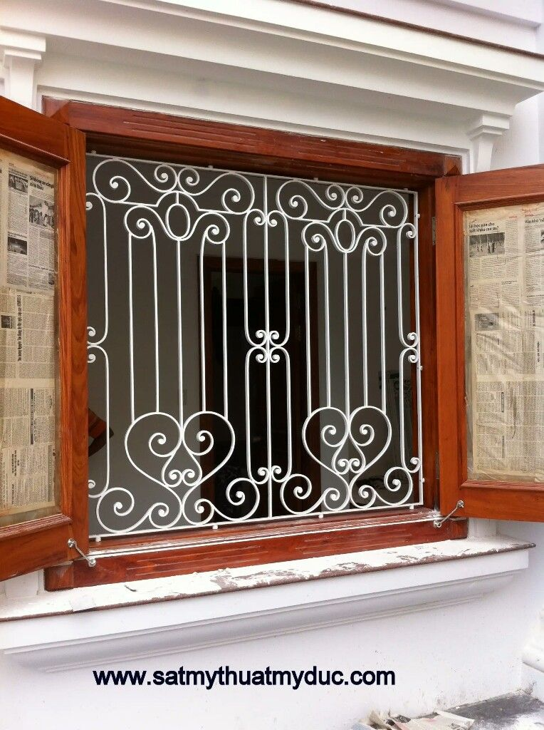 Metal Doors Design, Iron Window Grill