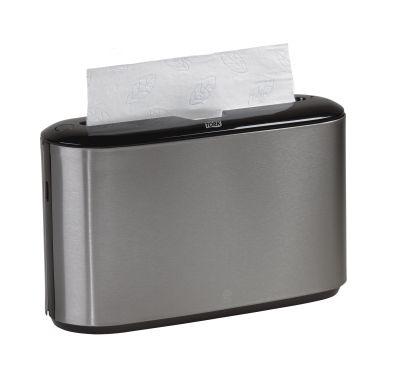 Tork Xpress Countertop Interfold Multifold Hand Towel Dispenser
