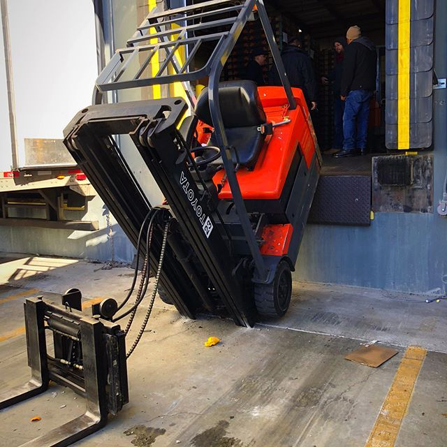 Livestrong Treadmill Ls10 0t Manual: Sometimes #forklift Safety Includes Monitoring The Trucks