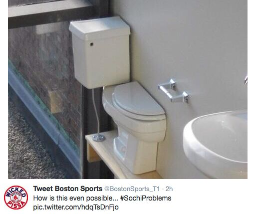 Russia Is As Russia Does The Best Or Worst Of Sochiproblems Sochi Stuff And Thangs Uproxx