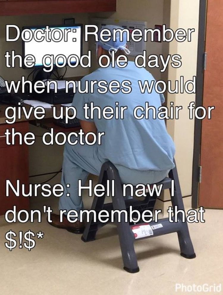 Yeah, I actually worked at a non union hospital where