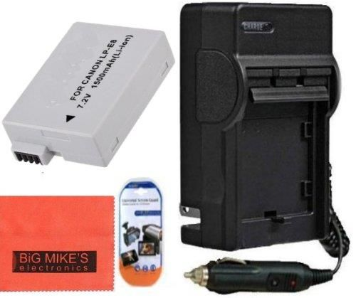 Replacement LP-E8 LPE8 Battery And Charger Kit For Canon Rebel T5i T4i T3i T2i DSLR Digital Camera + More!! - http://yourperfectcamera.com/replacement-lp-e8-lpe8-battery-and-charger-kit-for-canon-rebel-t5i-t4i-t3i-t2i-dslr-digital-camera-more/
