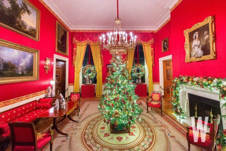 White House Christmas Tour 2019 - | White house christmas ...