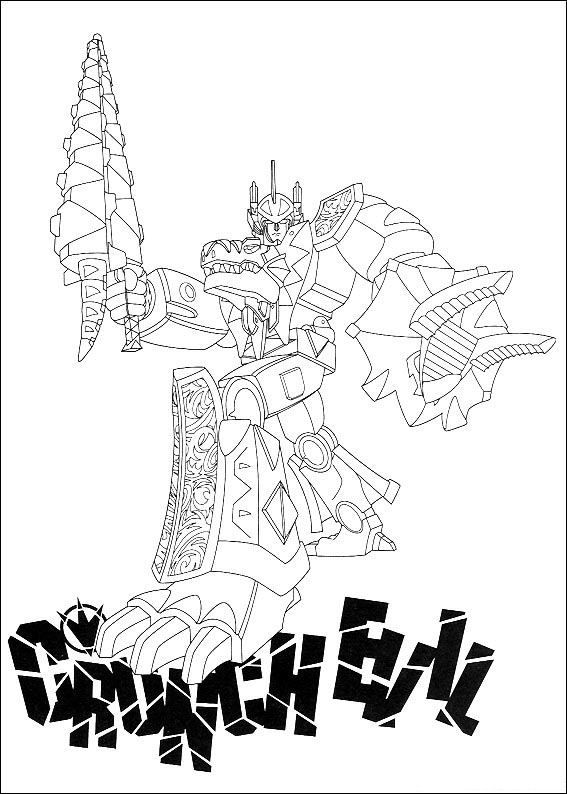 Power Rangers Megazord Coloring Pages 2 Power Rangers Megazord Power Rangers Coloring Pages Power Colors