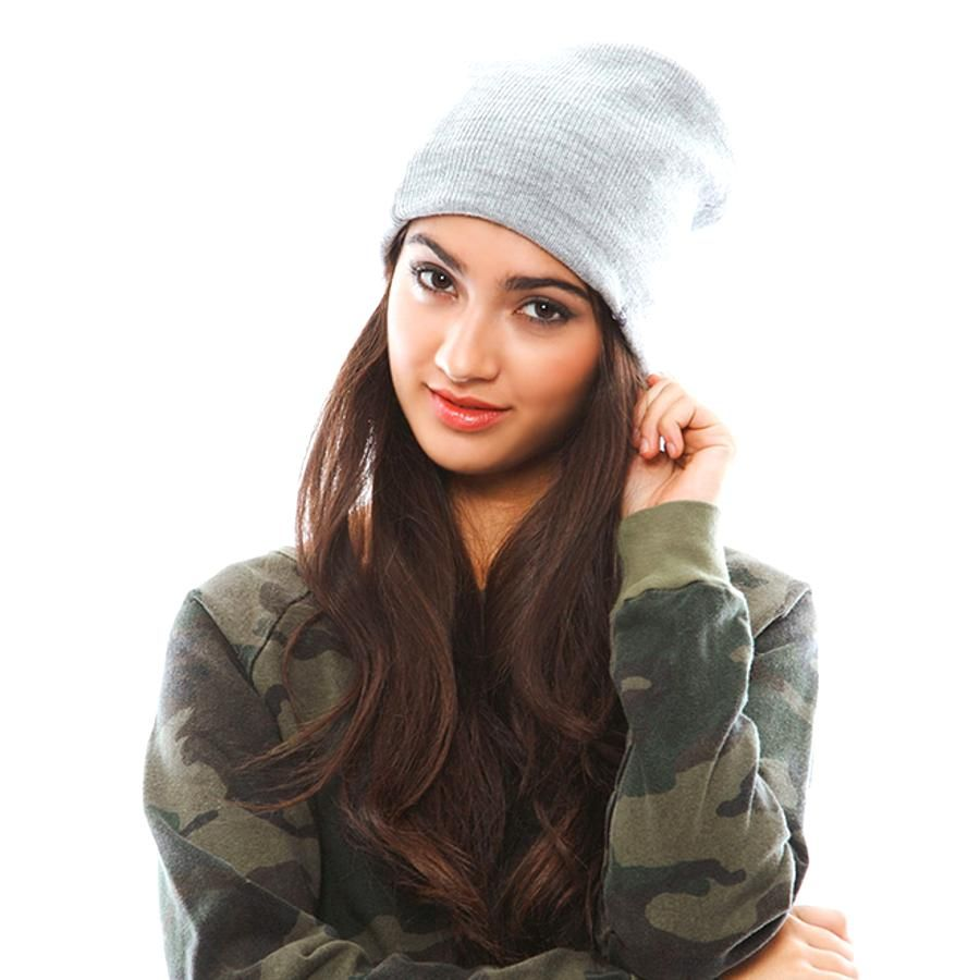 80cafc99dbd Plush Barca Slouchy Hat with Fleece Lining on  Trendabl. FREE shipping in  the US.