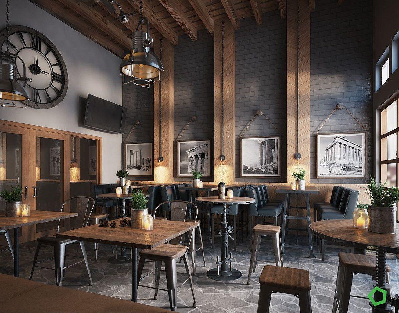 Best 30 Cafe Bar Design Ideas For You Https Www Mobmasker Com