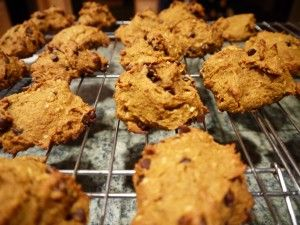Try Our Recipes Including Chocolate Chip Buttercup Squash Cookies