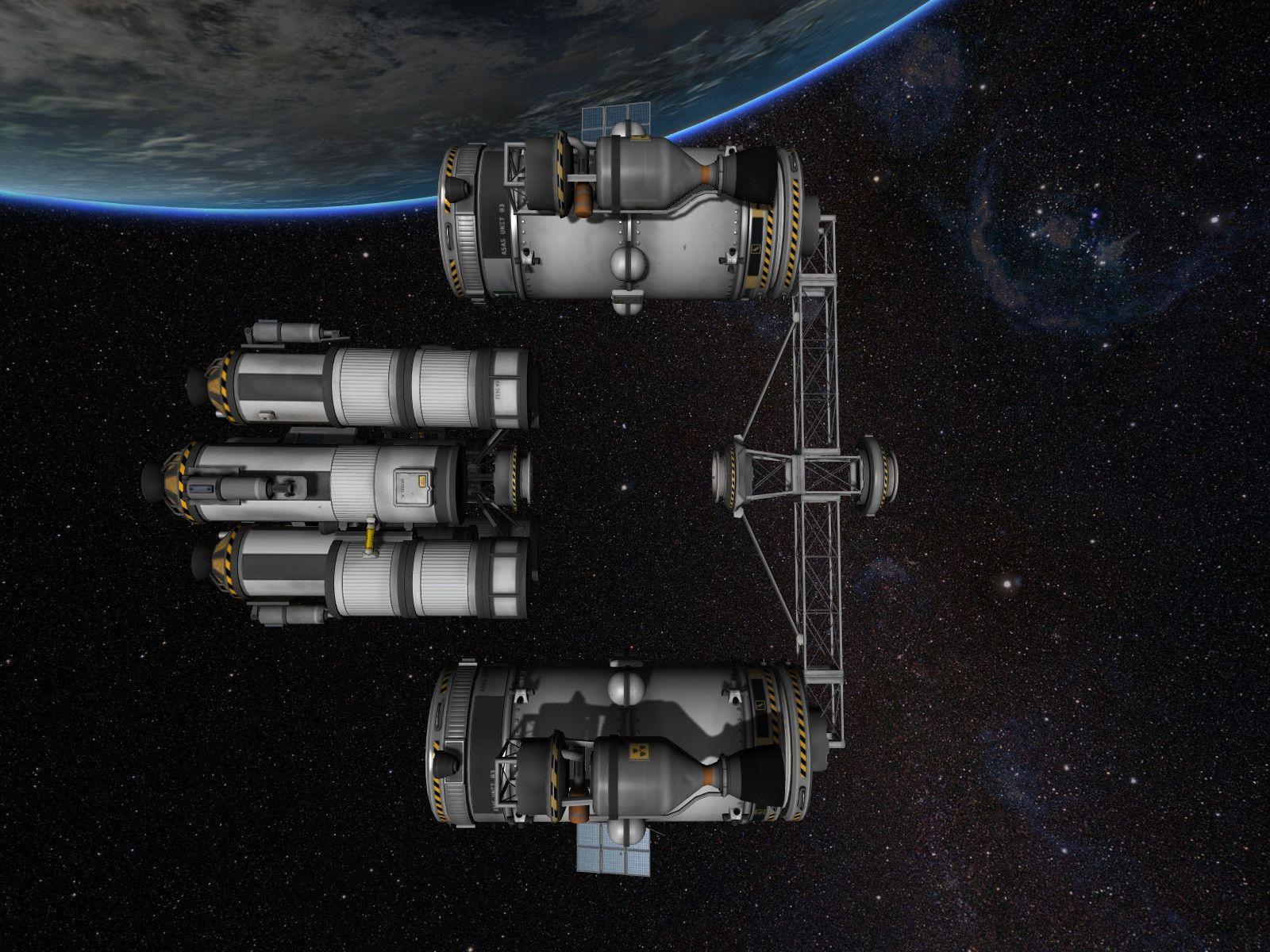 ksp space shuttle challenger - photo #8