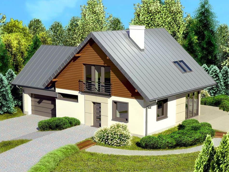 Дачный домик своими руками: красивые проекты (+фото) (с ...