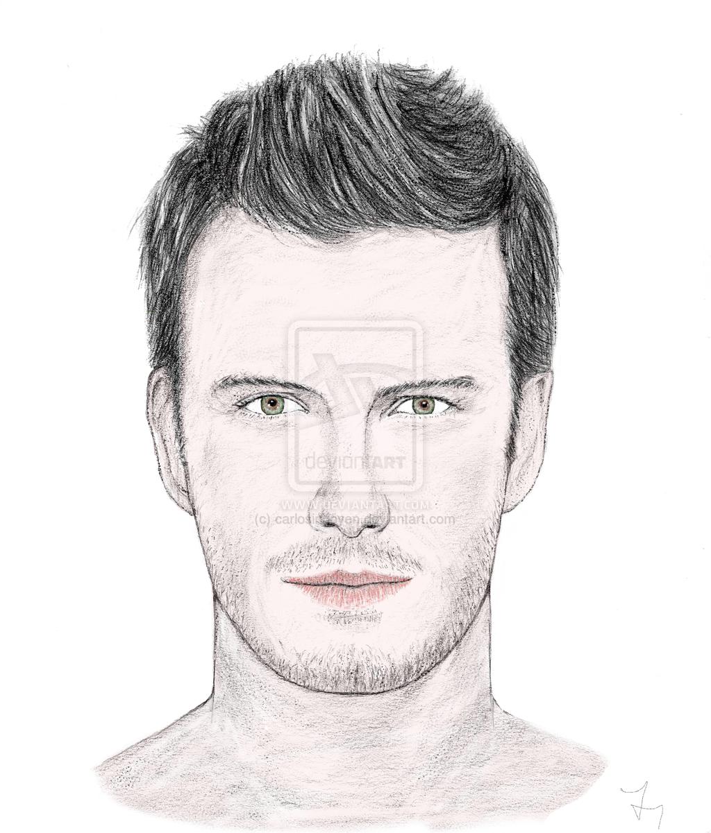 Drawing+portrait+David+Beckham+by+carlosirigoyen.deviantart.com+on+@deviantART