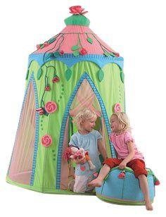 Haba Play Tent Rose Fairy Haba http://www.amazon.com/dp ...