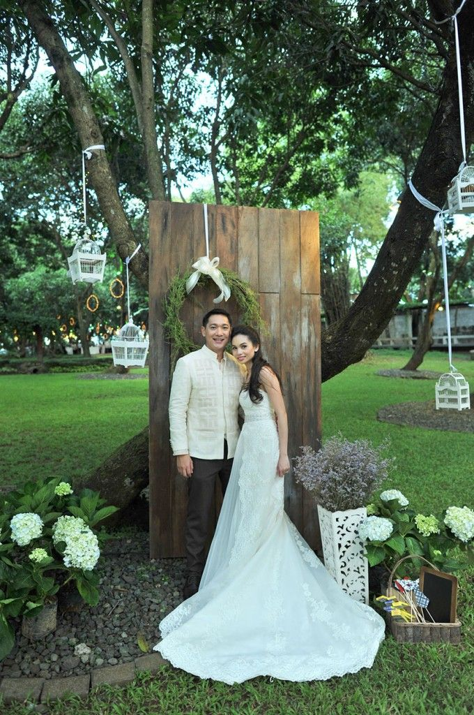 wedding ideas philippines rustic reverie an wedding in the mango farm 27899