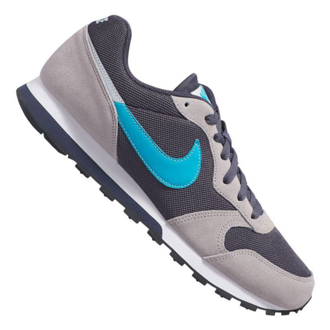 Buty Nike Md Runner 2 Es1 M Ci2232 002 Szare Mens Nike Shoes Nike Shoes Nike