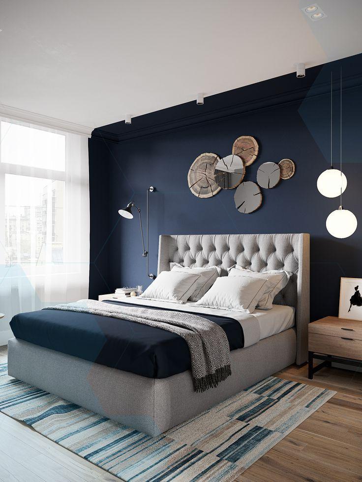 Msk Quarter On Behance Home Decor Ideas Pinterest Dec Minimalist Bedroom Design Master Bedrooms Wall Designs