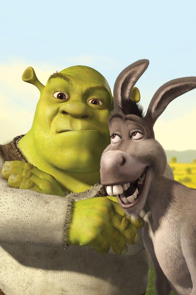 Shrek And Donkey The Final Chapter Desktop Wallpaper HD