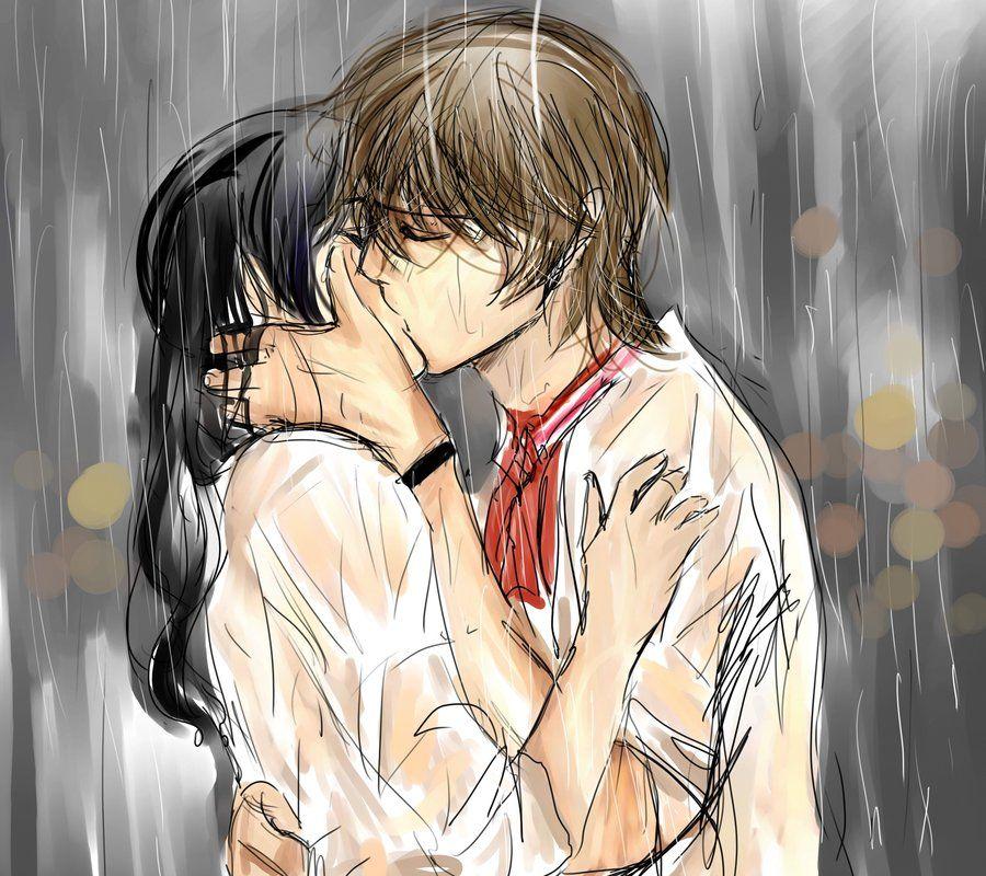Kiss by Jolimii.deviantart.com on @deviantART