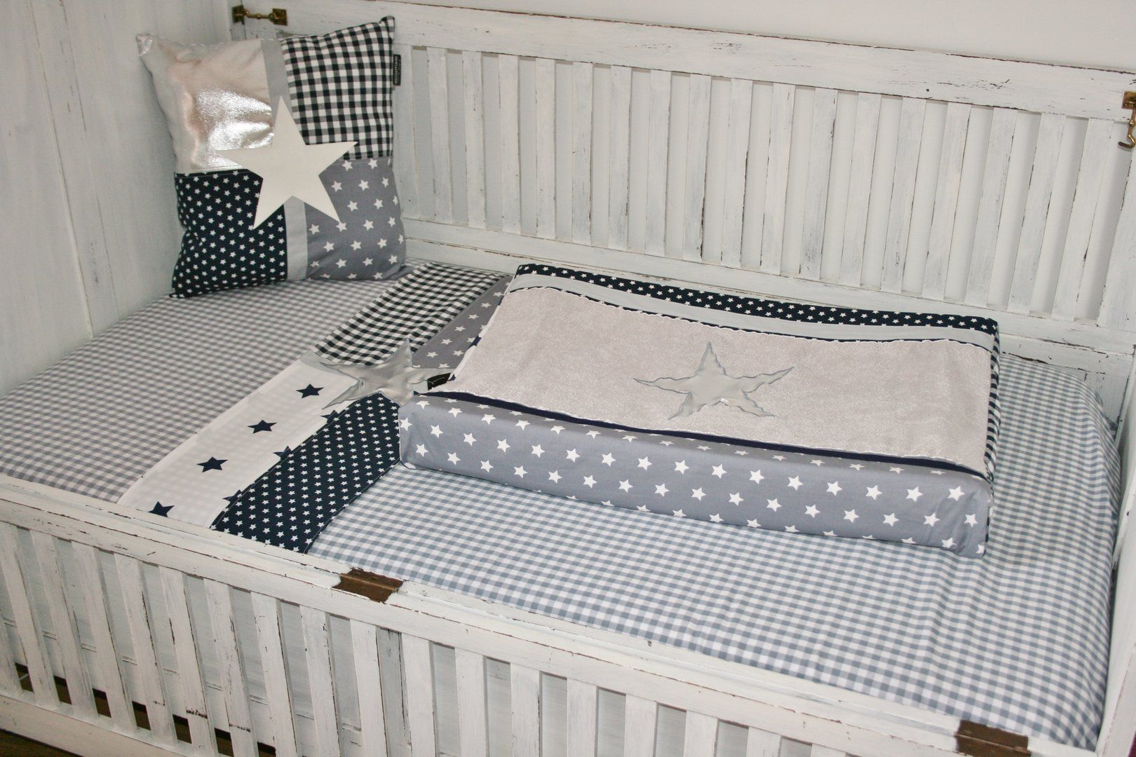 Sterren Accessoires Babykamer.Babykamer Accessoires Blauw Kinderkamer Accessoires