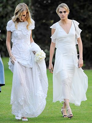 How to be the best-dressed guest at every wedding this summer