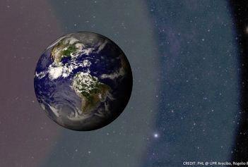 É recalculada a distância da órbita de uma estrela que possa abrigar a vida