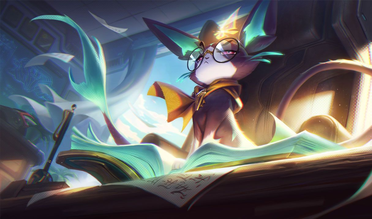 4/30 PBE Update Yuumi, the Magical Cat, Battle Academia