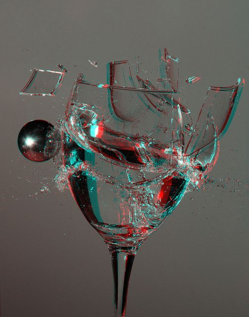 Breaking Glass Glass Photography 3d Photography Glass