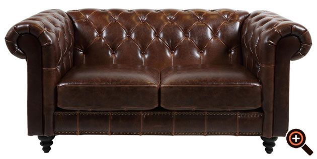 chesterfield sofa aus leder couch ecksofa sessel als design klassiker chesterfield sofa. Black Bedroom Furniture Sets. Home Design Ideas