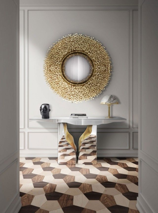 15 Striking Mirrors That Will Spice Up Your