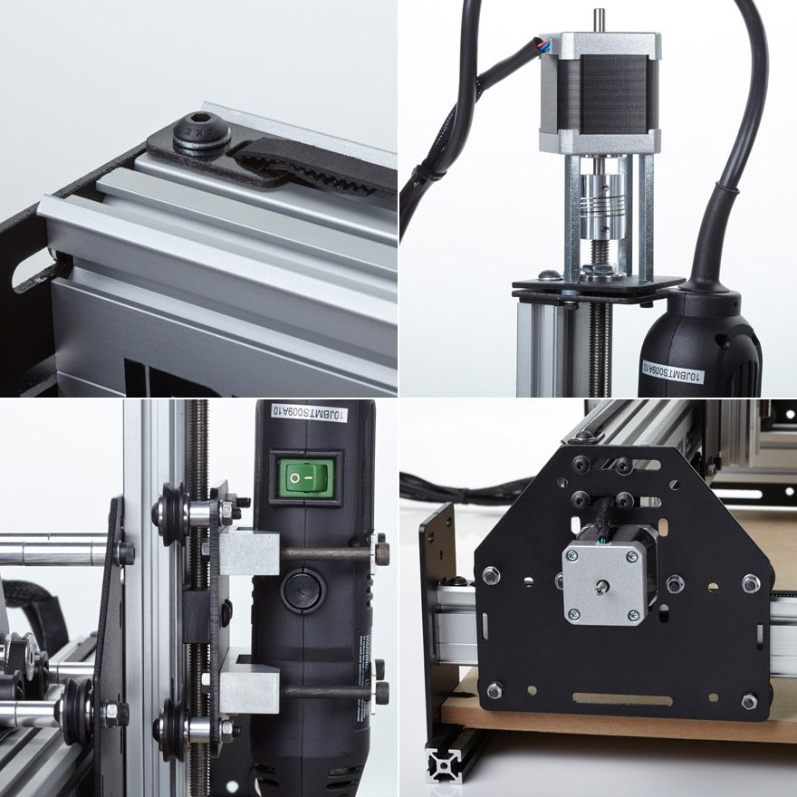 The New, Improved Shapeoko 2 Open-Source CNC Milling ...