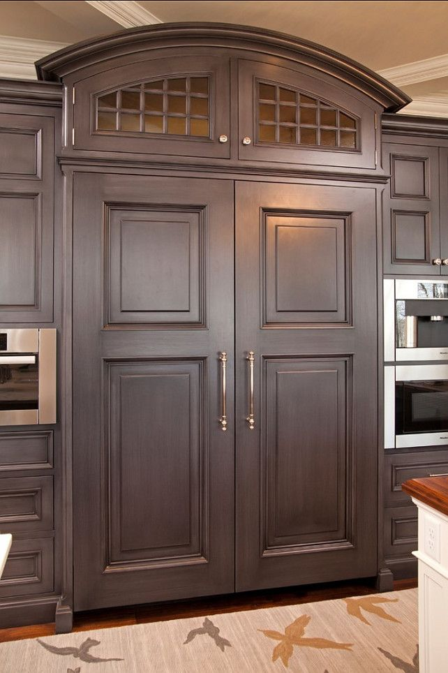 Kitchencabinets Kitchen Cabinets Refridgerator Cabinet Refrigerators