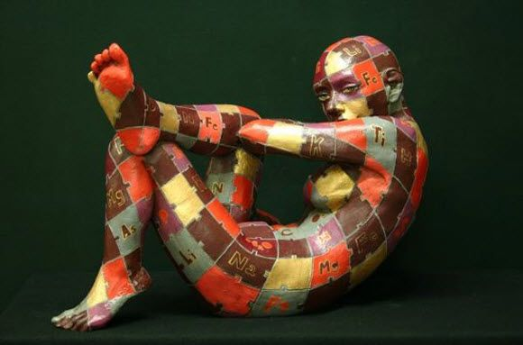 Sculpture by Rabarama Paola