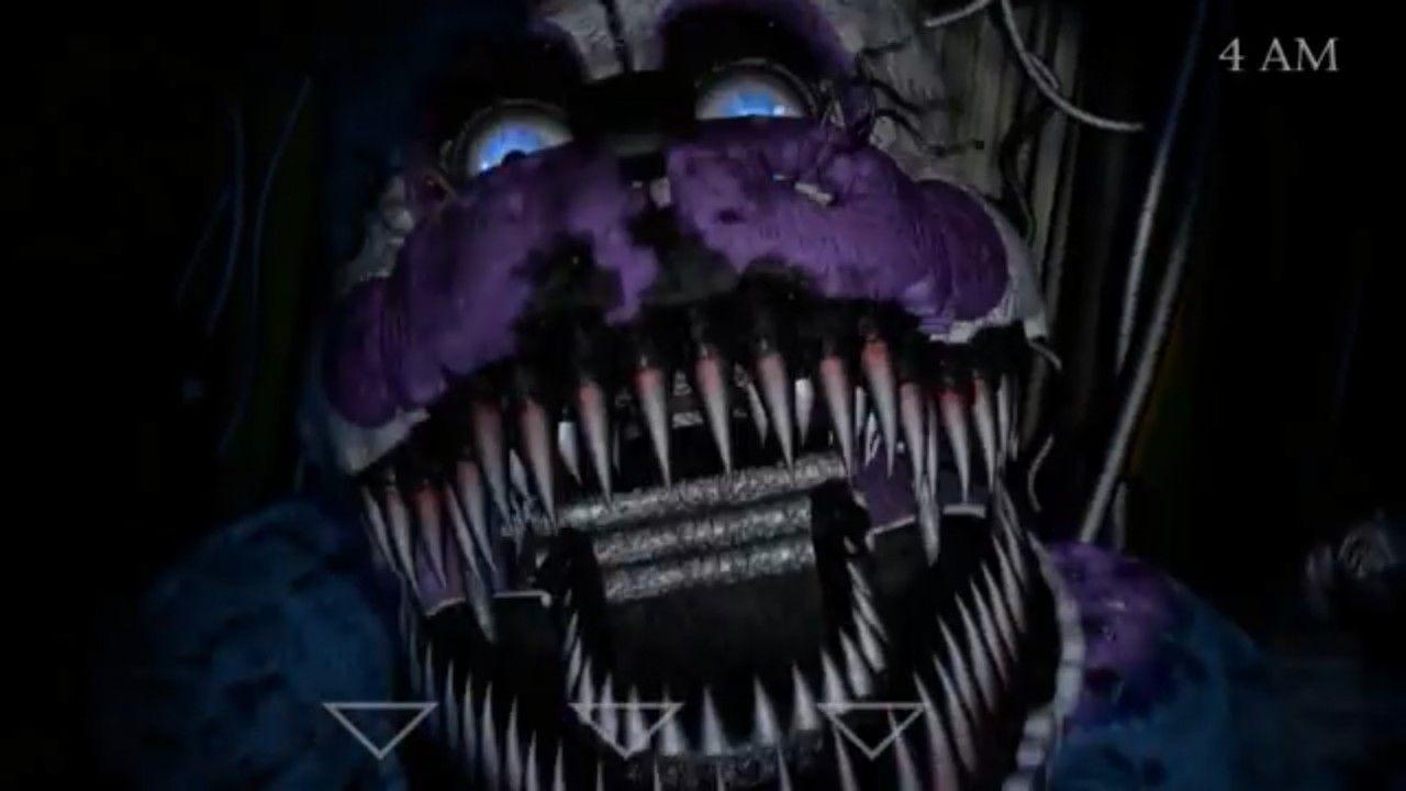 Baby S Nightmare Circus Nightmare Funtime Freddy Jumpscare Fnaf Jumpscare Nightmare