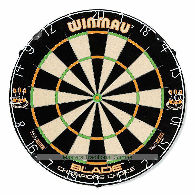 Advertisement(eBay) Winmau Blade Champions Choice