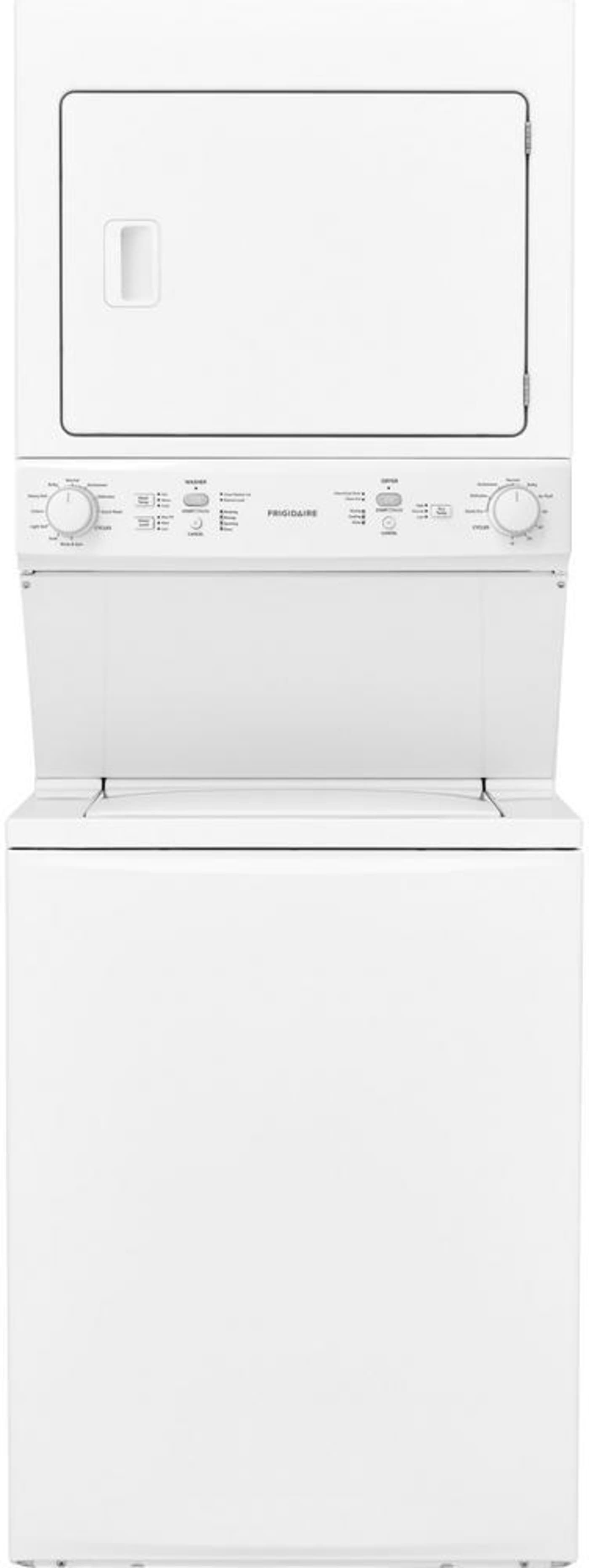 Ffle3900uw By Frigidaire Electric Laundry Centers Goedekers
